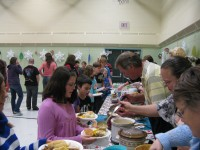 MPS Parent Council Offer Up A Holiday Feast