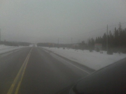 OPP ADVISE MOTORISTS TO BE PREPARED FOR WINTER DRIVING CONDITIONS