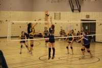 NSSSAA Girls' Volleyball Champion Wolverines Claim NWOSSA Bronze