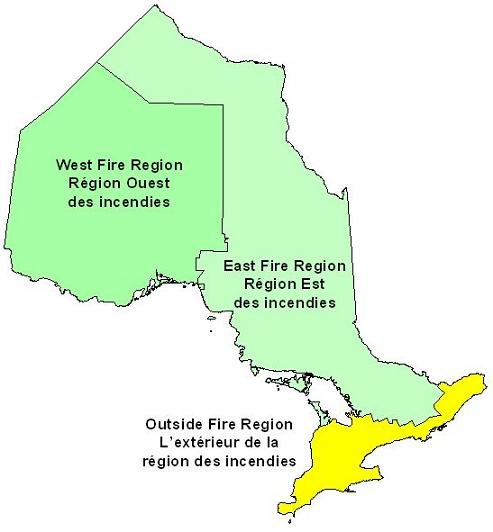 RESTRICTED FIRE ZONE ORDER
