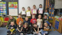 Young Authors at Manitouwadge Public School