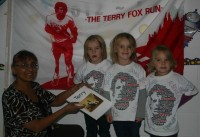 Manitouwadge Elementary Schools Raise More Than $1500 For Terry Fox Foundation