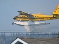 Manitouwadge Residents And Homes Endangered By HUMAN Caused Fire Yesterday