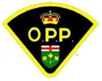 OPP ARREST MALE FOR MULTIPLE CHARGES