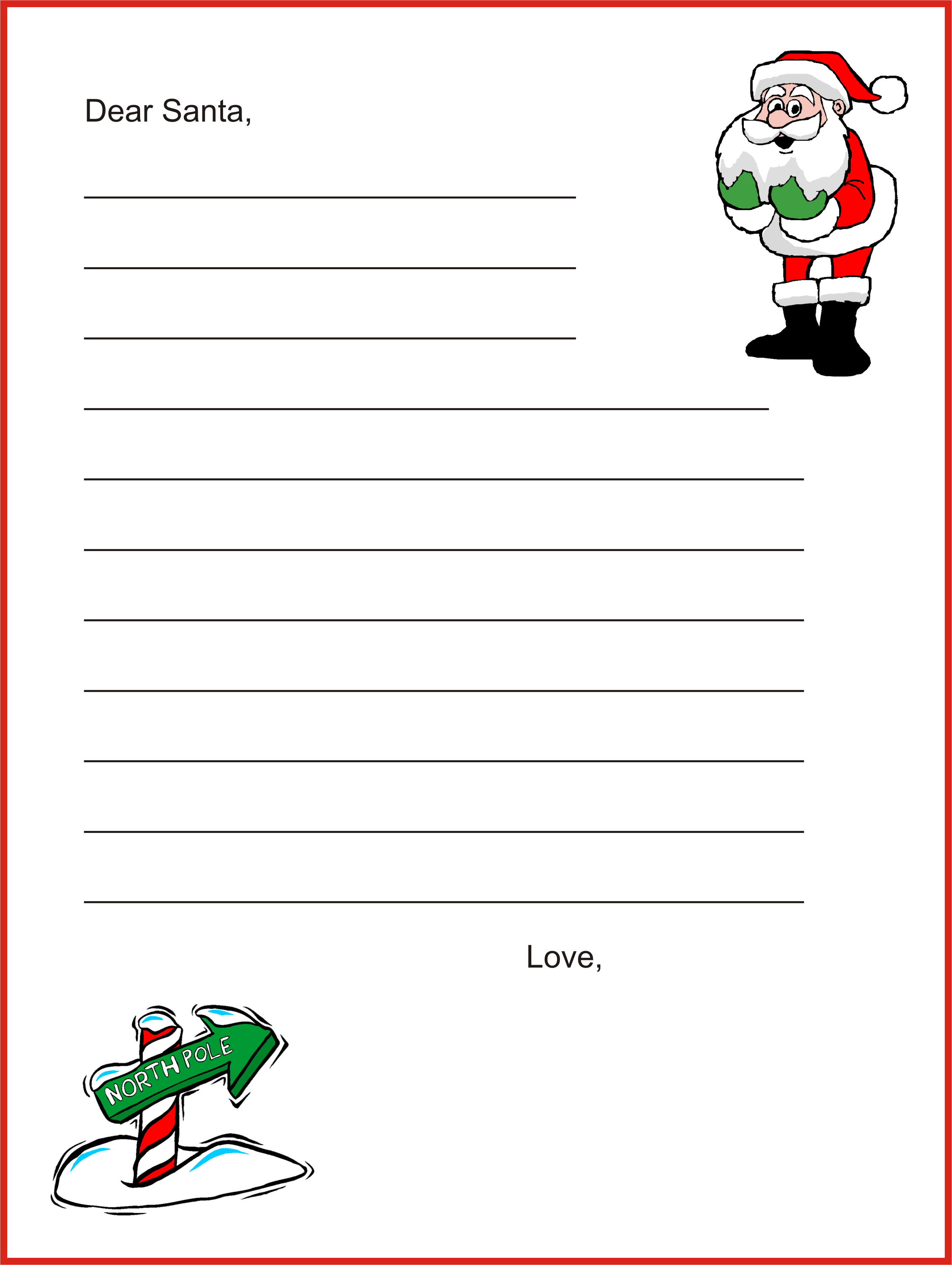 Your childs letter to santa could win a toys r us gift card la ontarionewsnorth spiritdancerdesigns Choice Image