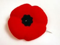 Invitation to Remembrance Day Parade & Service