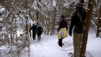 -20 Temps Don't Disuade World Ski & Snowshoe Day Participants in Marathon
