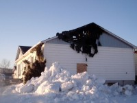 Manitouwadge Family Looses Home To Fire
