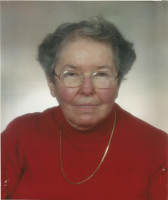 Manitouwadge Mourns Mary Elizabeth Richter