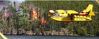 Northwest Region Fire Situation June 15, 2013