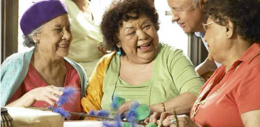 More Support for Local Seniors' Centres