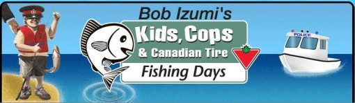 Kids and Cops Fishing Derby – White Lake Provincial Park This Weekend