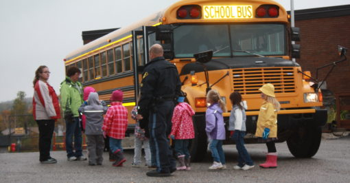 School Bus Safety Programs for 1st-Time Riders Across Northshore