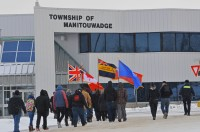 Remembrance Day in Manitouwadge – Reader Photos