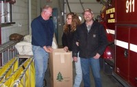 Another Piece Of Equipment Donated to Manitouwadge EDC For Prospectors To Borrow