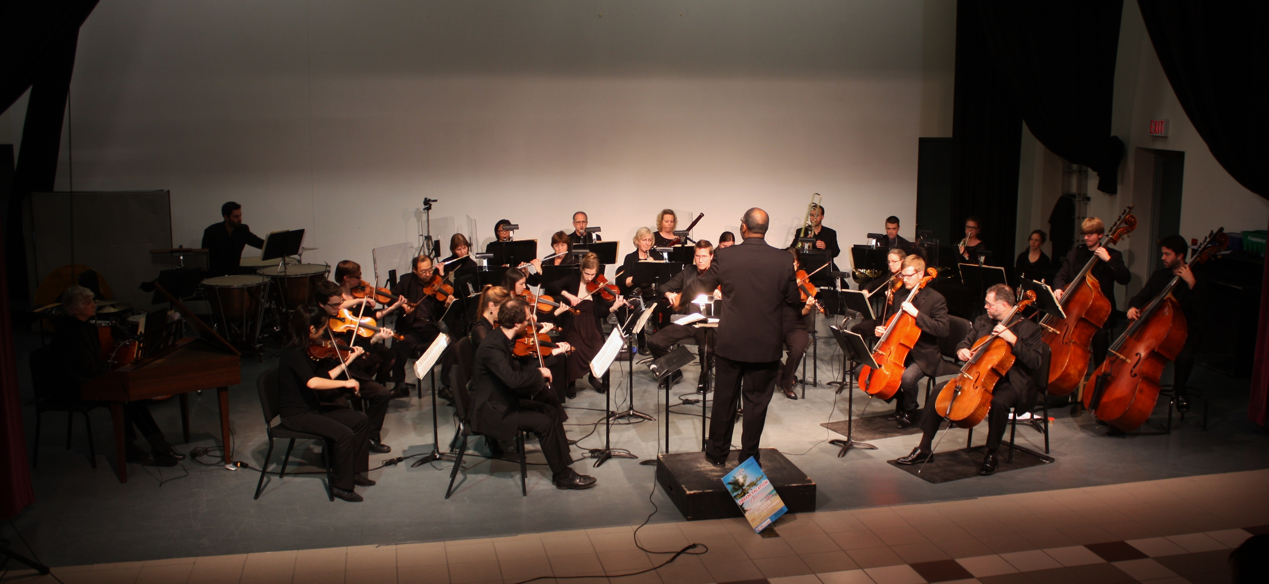 Manitouwadge Treated To TBSO Performances
