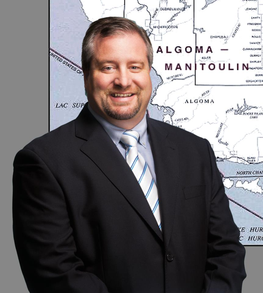 MPP Mike Mantha's News From The Park