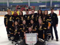 North Stars Midget Girls 2 For 2