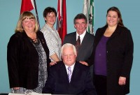 Manitouwadge Town Council Agenda (Incl.Late addition) March 12, 2014