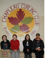 NSSSAA 2014 Curling Champions