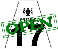 HIGHWAY 17 – OPEN : Jackfish River Bridge