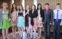St. Martin School 2014 Graduation