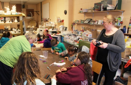 Young Artists Can Still Join The Fun (3 more sessions) in White River