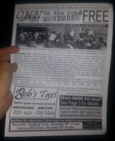 November Issue of ONN On The Road