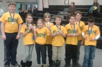 HSCDSB Schools Claim Three First Lego League Awards