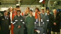 MHS Students Do Some Serious Welding At Confederation College