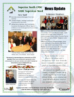 SNCFDC News Update & Holiday Greeting
