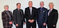 Terrace Bay's New Town Council Sworn In