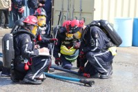 Barrick Hemlo To Represent District at Provincial Mine Rescue Competition