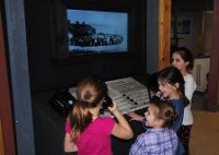 Parks Canada Sponsors Permanent Exhibit At Red Rock Centre