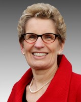 Premier Wynne Thanks MPP David Orazietti