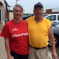 Federal Liberal Candidate Visits Manitouwadge