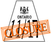 Multi-Vehicle Collision Results in Highway Closure