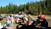 Annual Trappers' Field Day A [Delicious,Sunny,Welcoming,Challenging] Success!