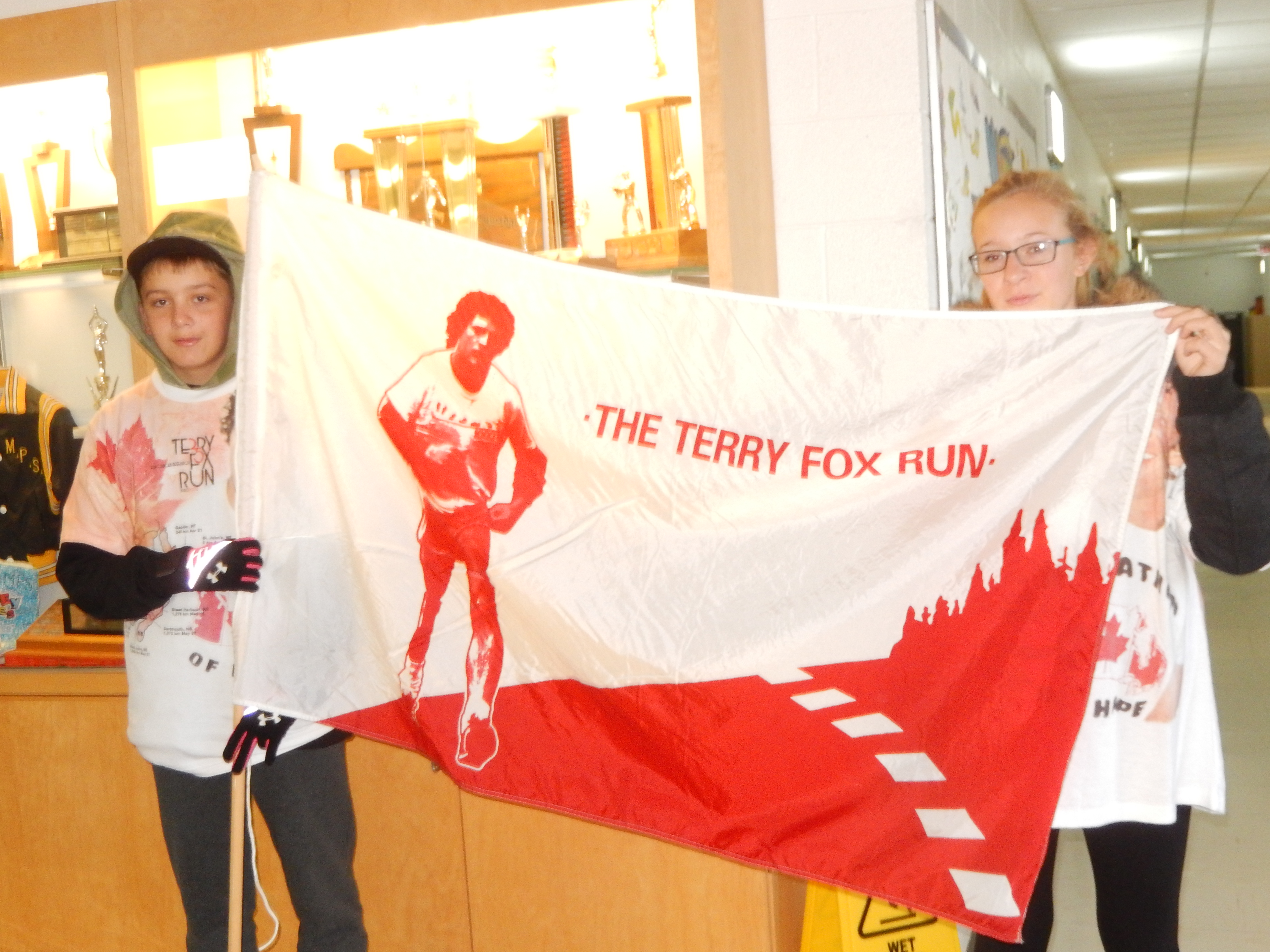 MPS Raises More Than $900 for Terry Fox Foundation