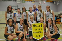 Chapleau Coyotes Defeat Wolverines and Falcons to claim NSSSAA Basketball Championship