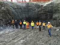 First Blast to Cut to Portal Completed at Deposit North of White River (Video)