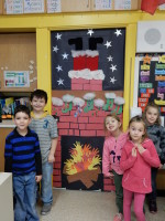 Manitouwadge Public School Prepares For Holidays