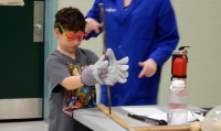 Science North Brings Excitement to Elementary Education in Manitouwadge