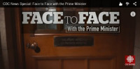 CBC News Special: Face to Face with the Prime Minister (Video)