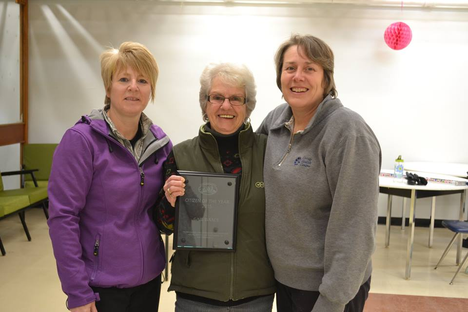 Manitouwadge Citizen of the Year
