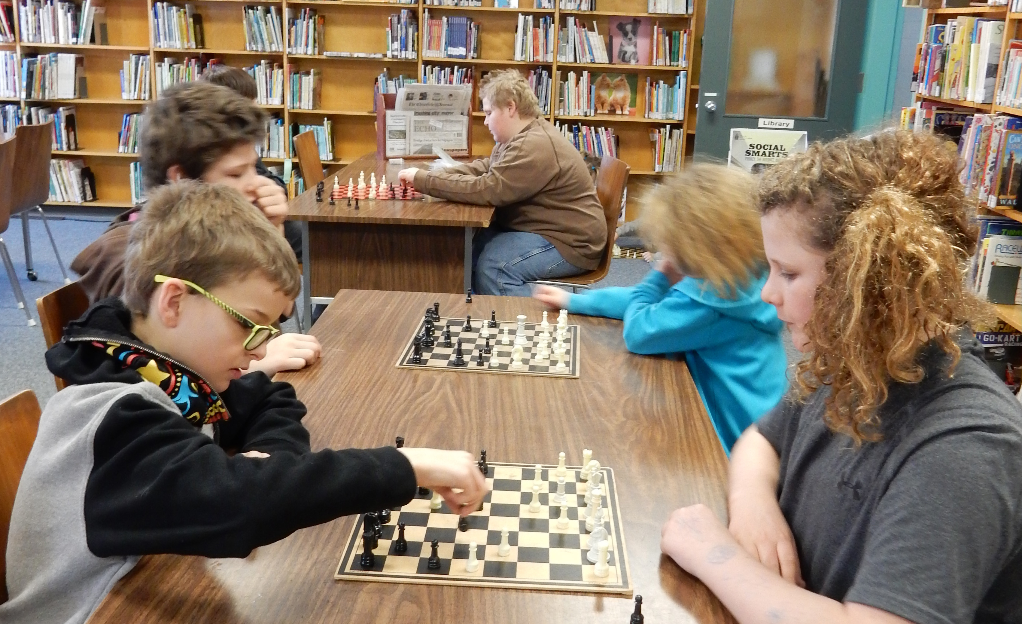 Cold Weather Keeping Students Indoors During Recess