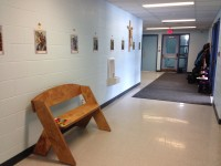Carpentry, Collaboration and Compassion at Holy Angels