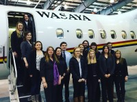 Tourism Travel & Eco-Adventure Students Get Hands-On Experience with Wasaya