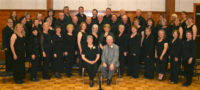 North Shore Singers Support Conductor Gerry Price Battling Cancer