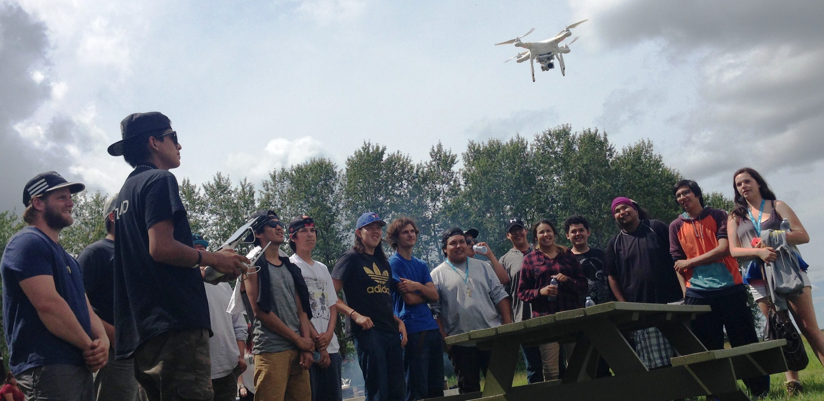 Exposing First Nations Students to Careers in Natural Resources